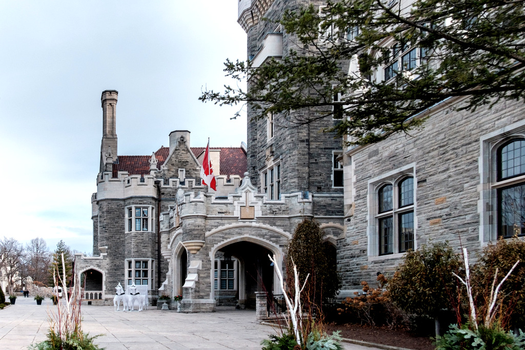 Casa loma toronto s castle museum jbipix a personal for Casa loma mansion toronto
