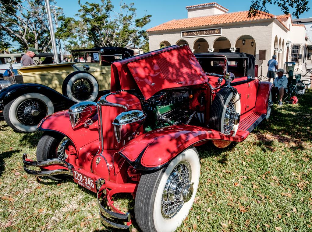Naples Antique Car Show At Train Depot Museum Part JBIPix - Naples antique car show 2018